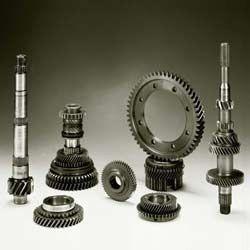 Turbo Machine Parts