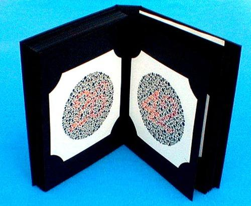 Ishihara Test Chart Book 38 Plates for Colorblindness at Rs 1100 ...