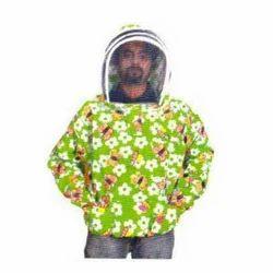 Bee Protective Printed Fencing Hood Jacket