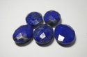 Natural Lapis Lazuli Gemstone Beads, Shape: Oval