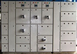 Aluminium Automatic Power Factor Panel