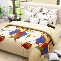 Bombay Dyeing King Size Bed Sheet