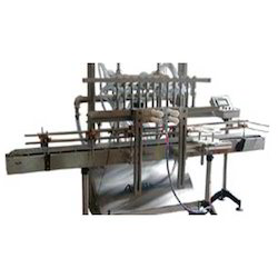 Extracts Filling Machine