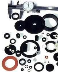 Die Cut Rubber Washers
