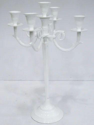 White Candelabra