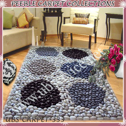 Peeble Designer Carpet