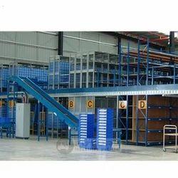 Mezzanine Floor Racking System