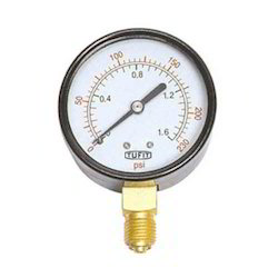 Pressure Gauge Without Glycerin