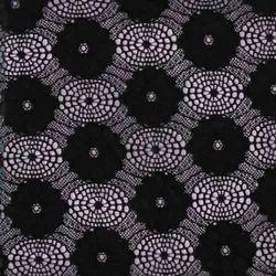Raschel Knitted Fabric