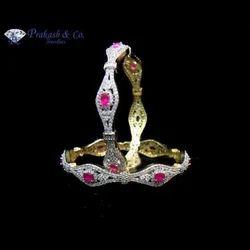 American Diamond Designer Bangles