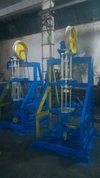 Vertical Paper Covering Machine for Strip