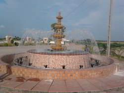 Stainless Steel Mihir Engineering Fountain