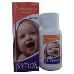 Cefpodoxime Proxetil Syrups