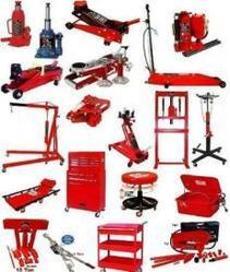 Garage Equipments - Retailers in India