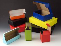 Corrugated Colored Packaging Box