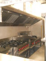 SS Kitchen Exhaust Systems