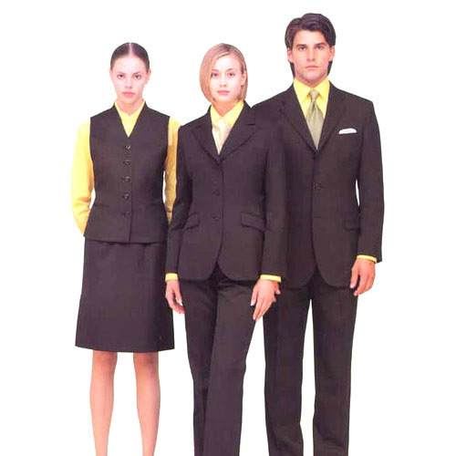 Manufacturer of Corporate Wear Hospitality Uniforms by Happymonk