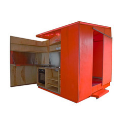 Prefabricated Portable Kitchen