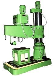 Special Radial Drilling Machine