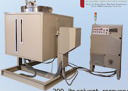 Innovative Flexotech Pvt.Ltd. Automatic Stainless Steel Cleaning Solvent Distillation Machine