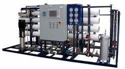 Mineral Water Making Machine