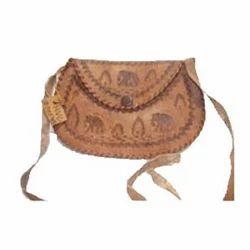 Brown Vintage Leather Bags
