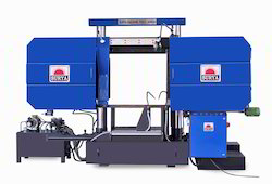 Semi Automatic Metal Bandsaw Machine