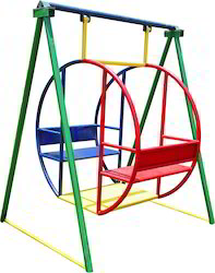 Circular 4 Seater Children Swing