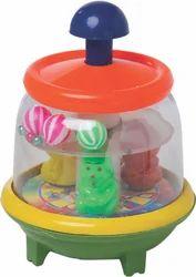 Toys Push N Spin Poo Balls