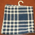 Cotton Check Kitchen Towel Sets, For Cleaning, Wash Type: Hand Wash