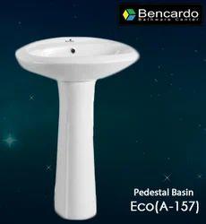 Pedestal Wash Basin - Eco - 157