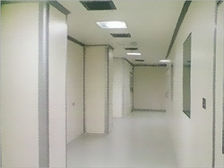 Modular Softwall Cleanroom