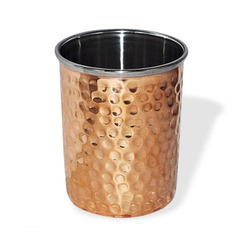 Copper Straight Glass