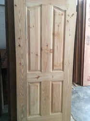 Pine Wood Doors, For Hotel