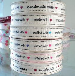 Cotton Tape Printed Label