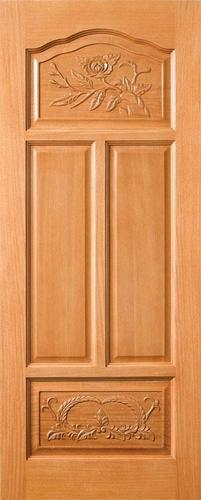Teak Wood Doors Teak Wood Entrance Door Exporter From Nashik