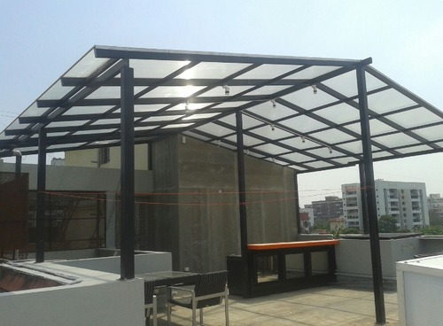 Polycarbonate Roof Sheet