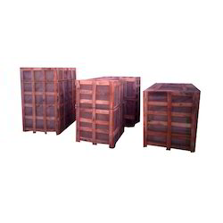 Wooden Crate Type Box