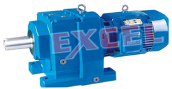 Three Phase Geared Brake Motor, Power: 0.25 to 20 hp
