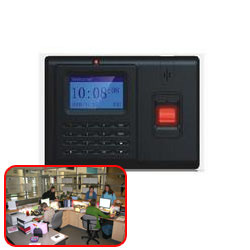 Attendance System for Office