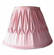 Fabric lamp shades exporters kapde ki lamp shades exporters hard pleated lamp shade aloadofball Choice Image