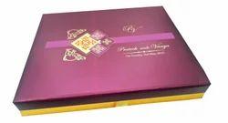 Printed Bhaji Box