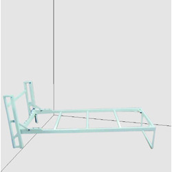 Wall Mount Bed Fitting Metal Body, Murphy Beds, Wall Mount ...