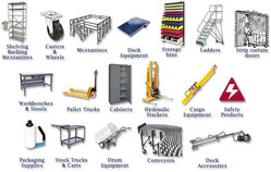 Material Handling Equipment, For Industrial
