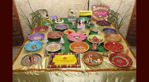 Aarthi Plates - View Specifications & Details of Pooja Thali by ...