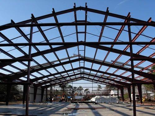 Pre Engineered Building Conventional Steel Building