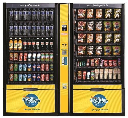 vending machine machines snacks snack automatic food drink drinks cold cool combo capacity beverage foodie soda rs latest goodie automation