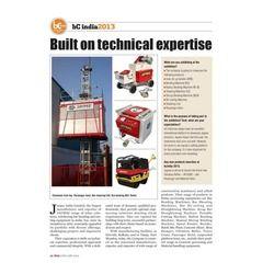 Built on technical expertise