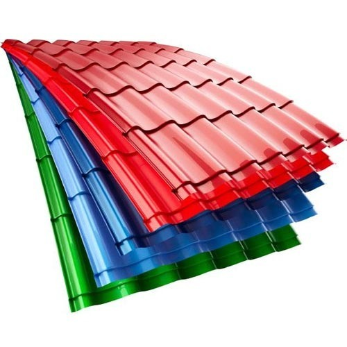Metal Roofing Sheet, Thickness:  2-3 mm
