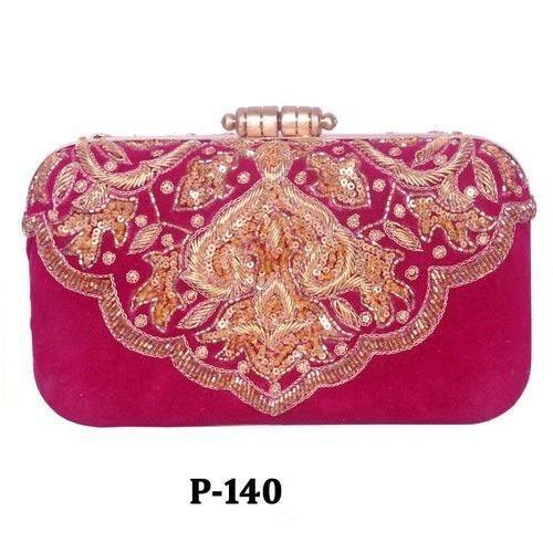 7fcd2745d73c28 Designer Ladies Clutch Bag at Rs 800 /piece | Byculle West | Mumbai ...